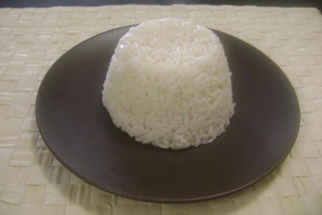Arroz Blanco Arroz Blanco Dominican Food
