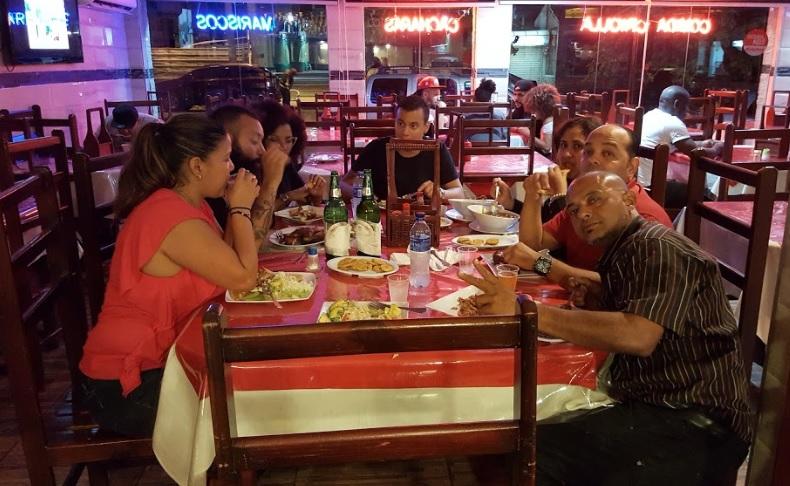 Delicio Restaurant Santo Domingo