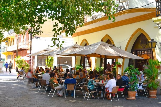 Hotel Conde Restaurant Colonial Zone