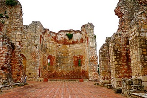 Colonial Zone Tour-Ruinas De San Francisco