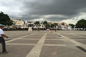 Santo Domingo Tour-Plaza Espana