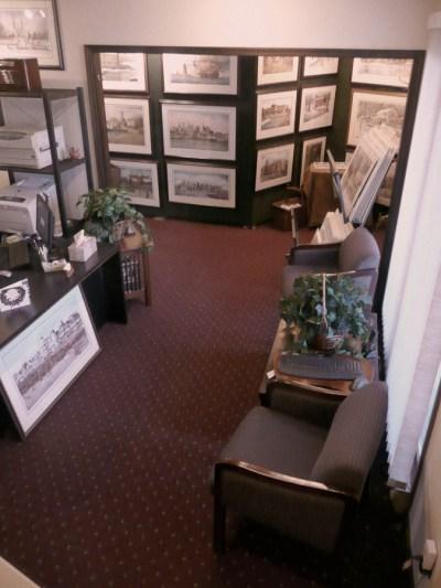 Santoleri Art Studio Interior