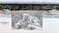 Penn State II Remarque 1/50 By Santoleri