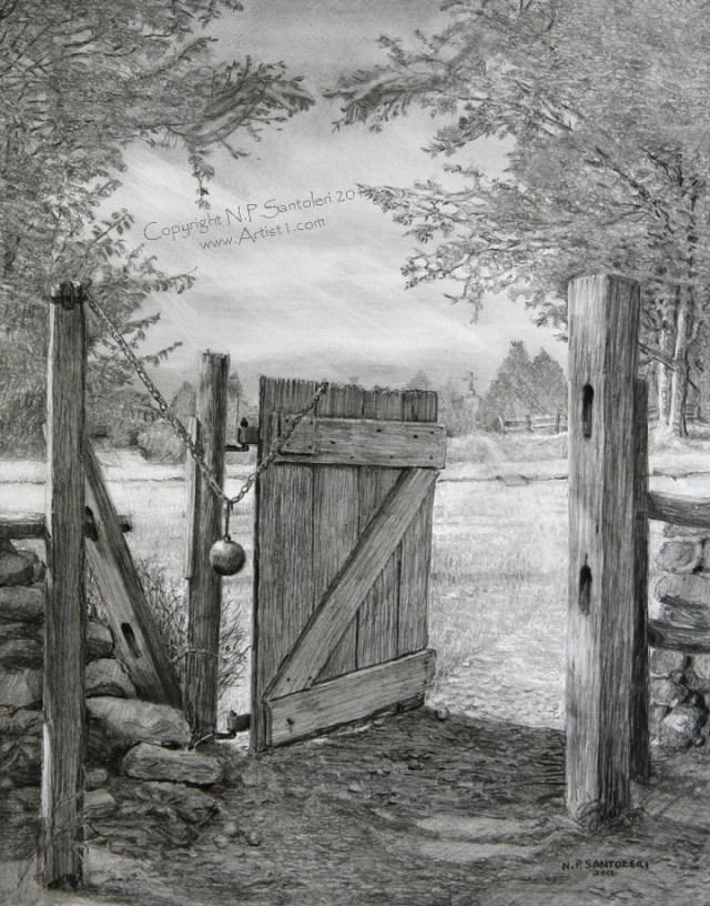 The Gate Santoleri
