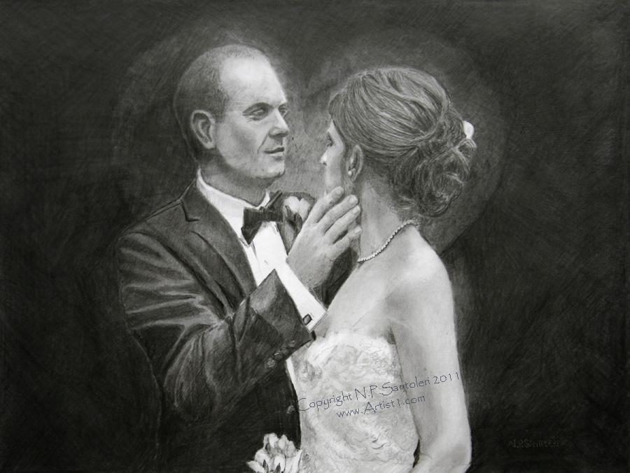 The Touch Nicholas Santoleri Realism Artist