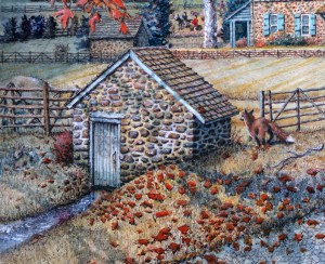 Little Brook Farm Detail 1