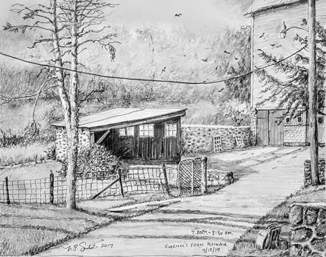 Kuerners Farm 001 by Nick Santoleri