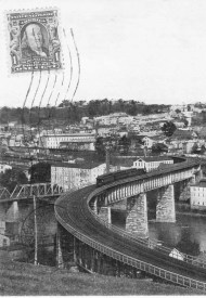 The S-Bridge to Manayunk