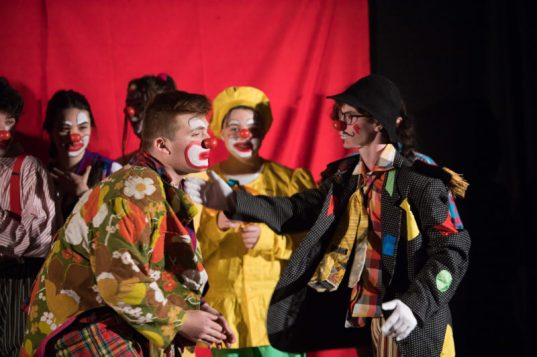 San Tomaso - Spettacolo clownerie
