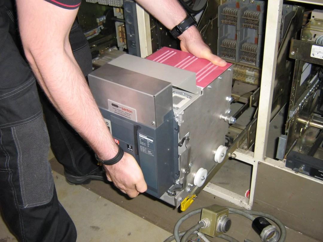 UMRÜSTSETS - Santon Circuit Breaker Services