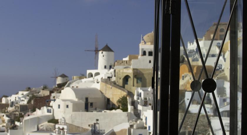 Santorini 5 Stars Hotel Hotels In Santorini Greece With Caldera View