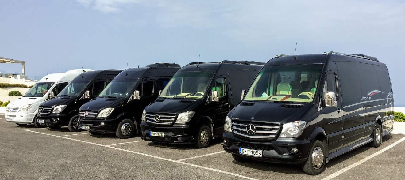 Santorini Airport Shuttle Express