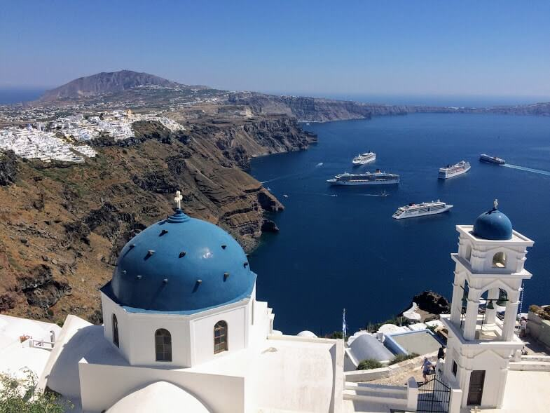 Santorini Private Tour - 5 hours