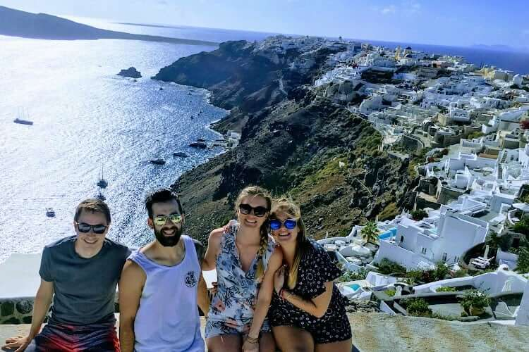 Santorini Full Day Tour