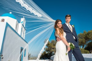 santorini wedding planner