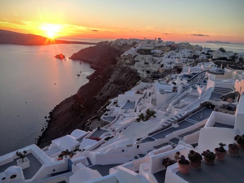 Santorini Group Tours