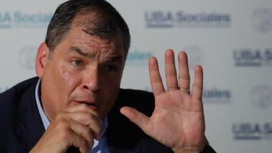 Photo of ECUADOR: Justicia ordena la captura del expresidente Rafael Correa