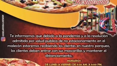 Photo of Lalo Pizza informa que continúa brindando su servicio normal respetando el protocolo sanitario