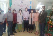 Photo of En Montecristi Desarrollo Fronterizo realiza jornada médica