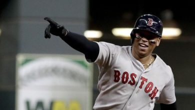 Photo of Rafael Devers conecta cuadrangular y empuja 3 para impulsar victoria Boston