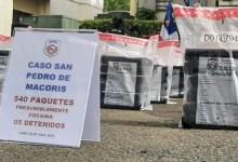 Photo of En República Dominicana ocupan 540 paquetes cocaína, dos fardos de marihuana y detienen a cinco