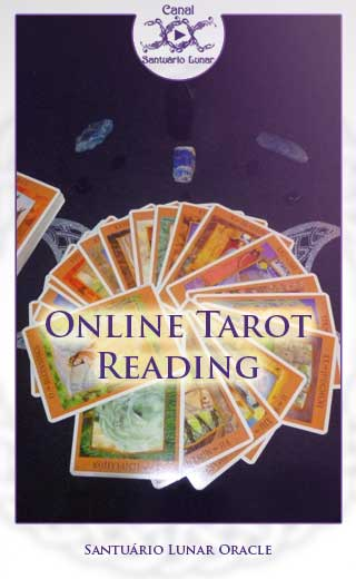 Online Tarot Reading - The Goddess Tarot - Santuário Lunar