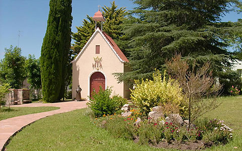 Capela Nossa Senhora de Schoenstatt - Uruguay