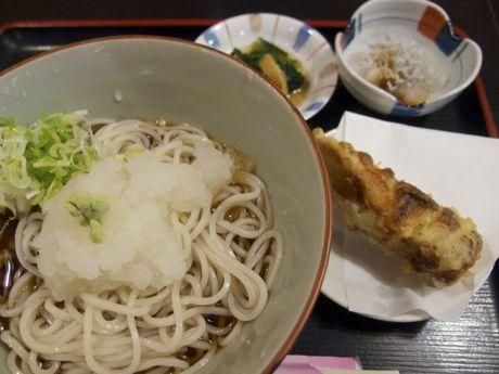椿寿亭 蕎麦