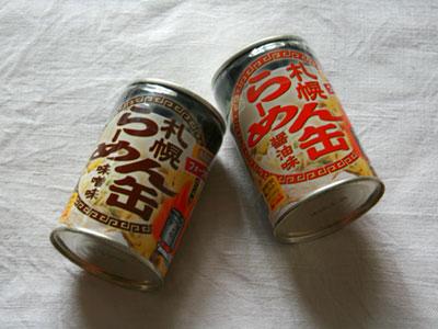 らーめん缶: