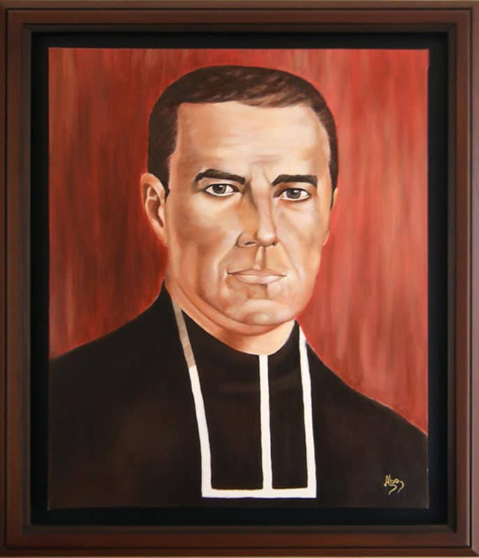 Padre Luis Querbes Fundador colegio san viator