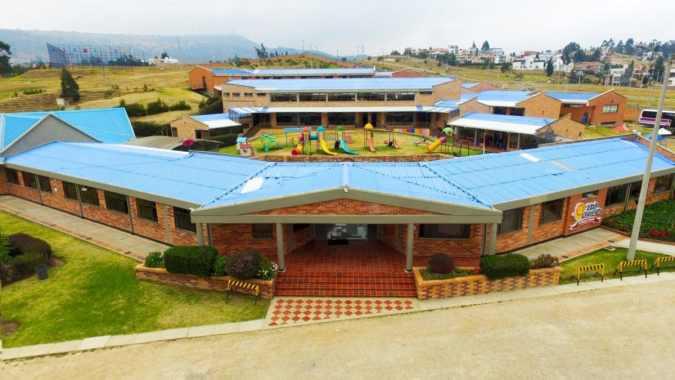 Fachada Colegio San viator