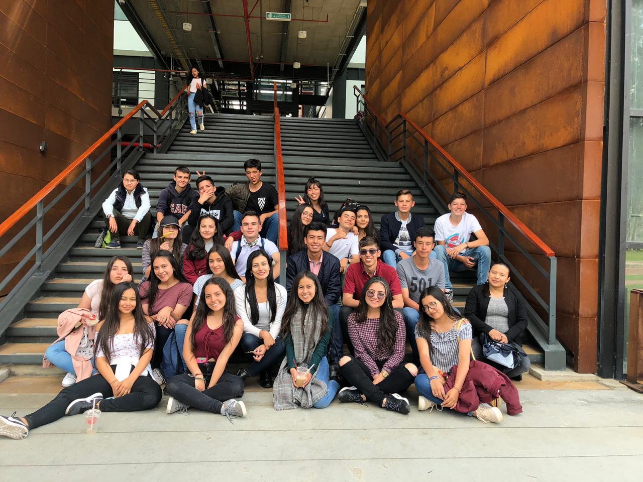 Visita del Colegio San Viator a universidades de Bogotá, Javeriana, Externado, La Sabana y Escuela de Ingeniería