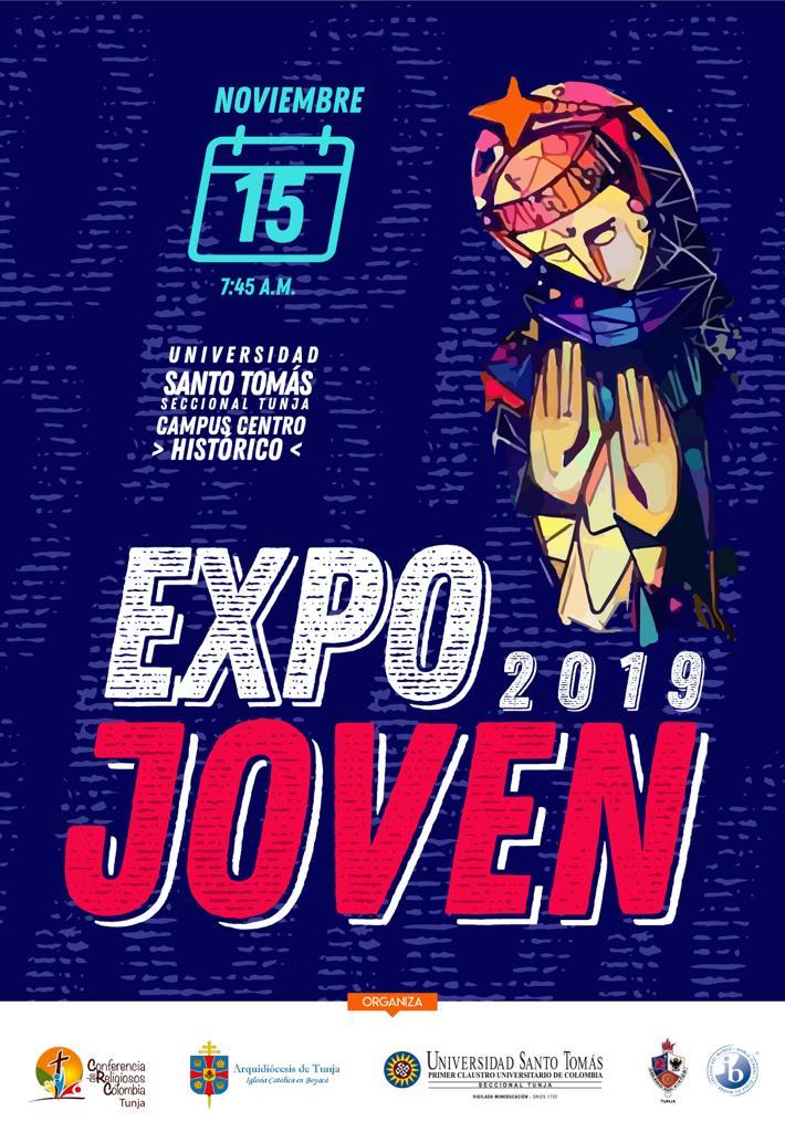 Te esperamos en Expo Jóven 2019