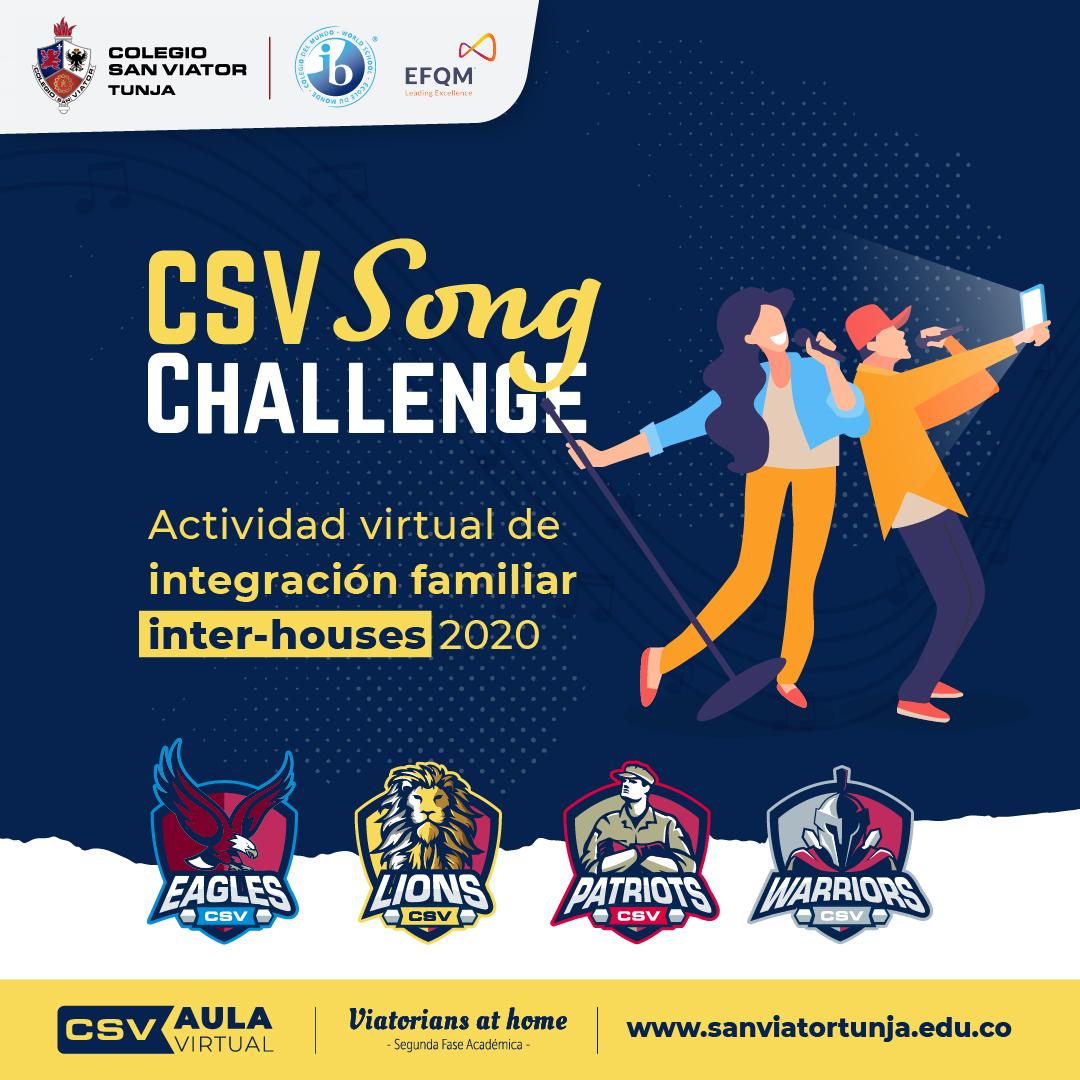 CSV Song Challenge-100
