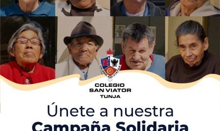 Únete a nuestra campaña solidaria