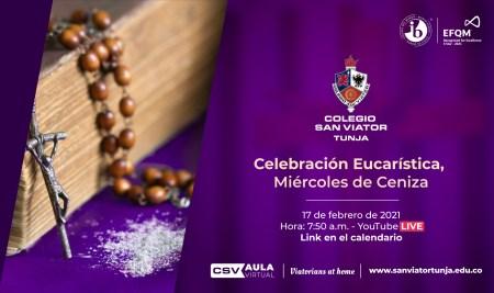 Celebración Eucarística de Miércoles de Ceniza