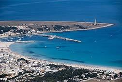 San Vito lo Capo - Panoramica porto
