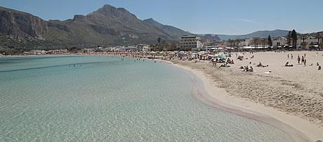 Spiaggi san vito lo capo