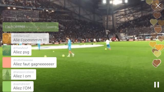 periscope hd maç yayını lig