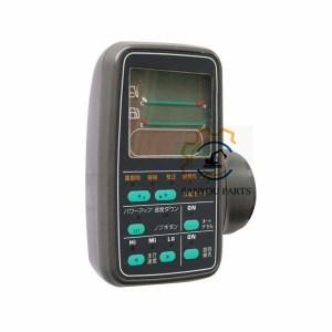 Komatsu PC200-6 6D95 Monitor 7834-70-6003/7834-70-6001 LCD display