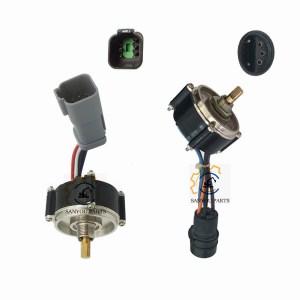 E320 Accelerator Motor, E320b Accelerator Motor , E320b 247-5231, E320c 247-5212 Accelerator Motor,Throttle Clutch, E320B Throttle Knob
