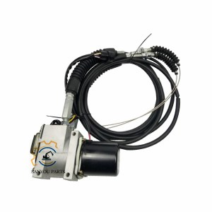 HD700-5 Throttle Motor, HD700-7 Accelerator Motor, HD800 Throttle Motor, HD900 Throttle Motor, HD820 Throttle Motor