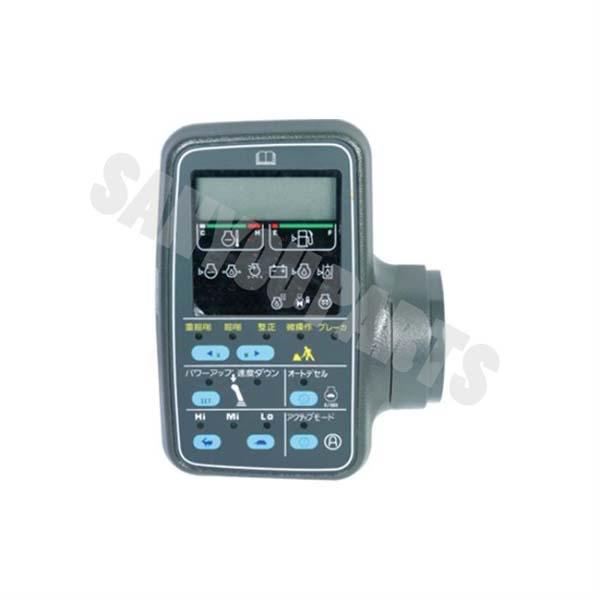 Komatsu PC200-6 6D102 Monitor 7834-76-3001/7834-72-4002 LCD display