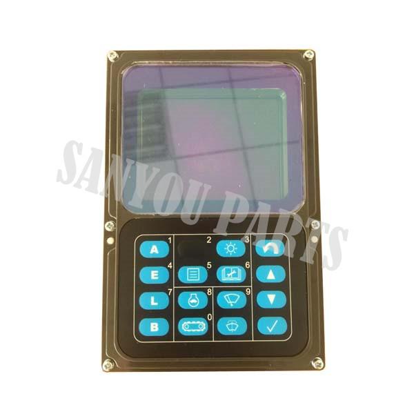 Komatsu PC400-7 Lcd Monitor Part No.: 7835-12-4000