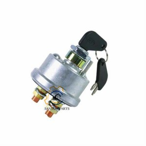 2 Lines Ignition Switch