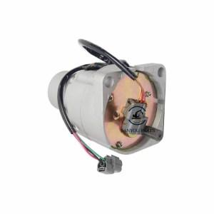 Fuel Control Motor, SK200-3 2406U197F4 Throttle Motor, SK200-5 Accelerator Motor, SK200-6E Throttle Motor, SK200-6 Accelerator Motor