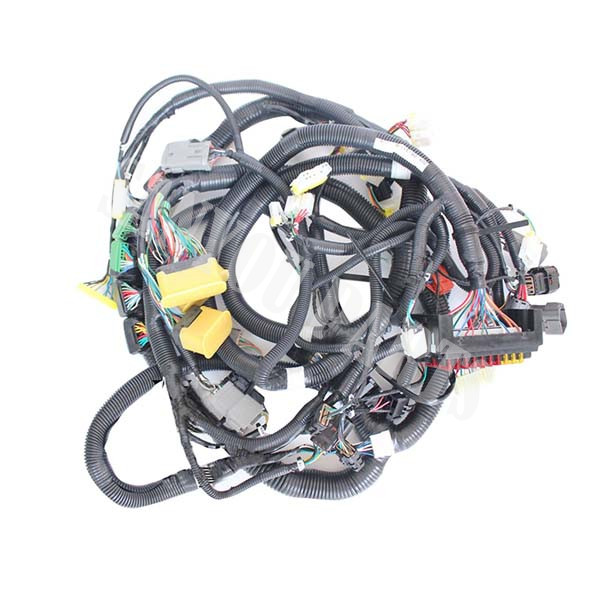 komatsu pc200 7 20y 06 31611 wire harness sanyou partskomatsu pc200 7 outer harness,pc200 7 20y 06 31611 wire