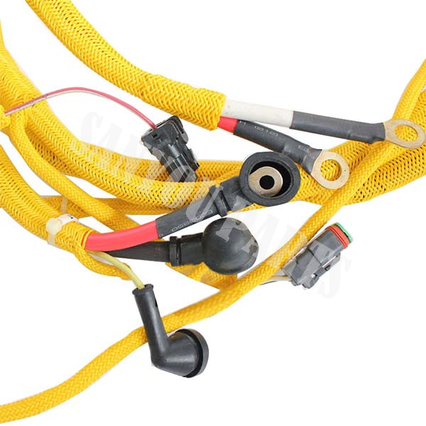 Komatsu PC300-7 Engine Harness, 6743-81-8310 Wiring Harness