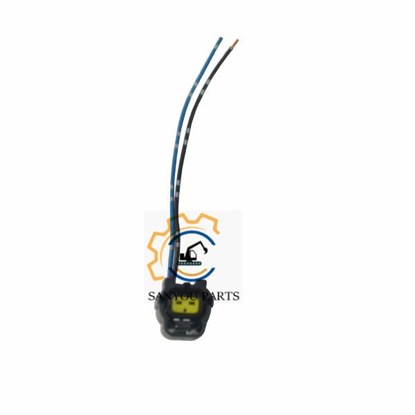SK200-8 Sensor Harness Plug 2Lines SK200-8 Solenoid Valve Connector