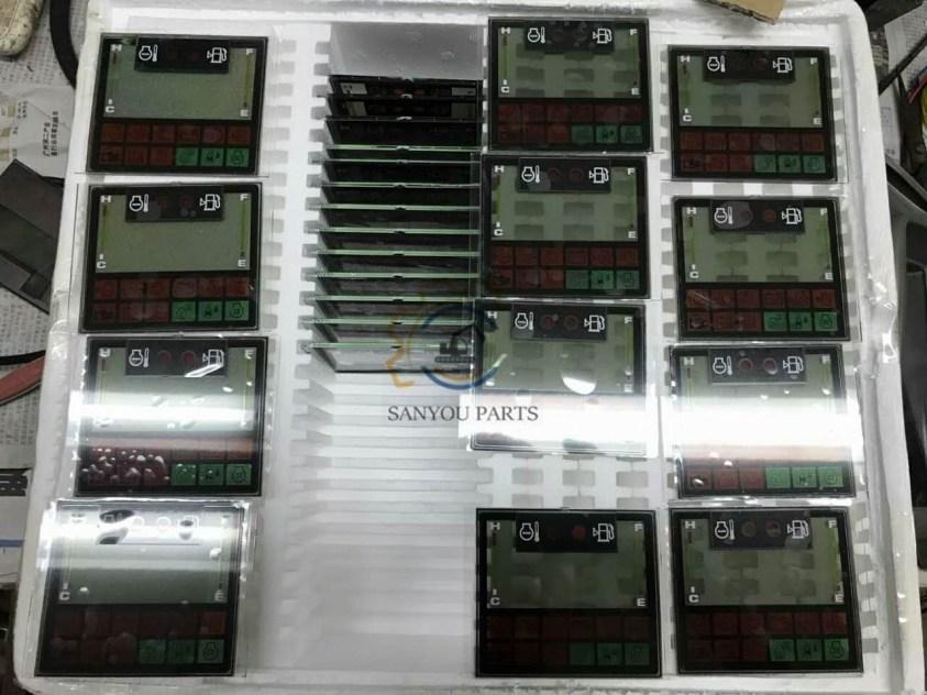 Komatsu PC200-6 6D95 LCD,Single Time